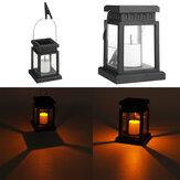 Солнечный фонарь подвесной светильник LED двор На открытом воздухе дворик Сад Лампа Водонепроницаемы декор