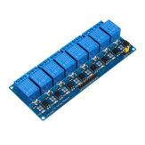 8-kanaals relais 12V met optocoupler-isolatierelaismodule Geekcreit voor Arduino - producten die werken met officiële Arduino-boards