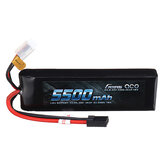 Gens ace Adventure 11.1V 5500mAh 50C 3S Lipo Battery for RC Car