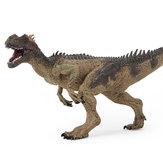 Realistische Dinosaurussen Allosaurus Figuur Jurassic Prehistoric Animal Diecast Model Toy