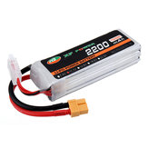 XF POWER 11.1V 2200mAh 110C/220C 3S Lipo Battery XT60 Plug for RC Models
