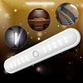 Portable Wireless 20 LED Schrank Nachtlicht Bewegung PIR Sensor Closet Under Lamp