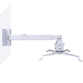 Projector Ceiling Mount Hanger Universal Lifting Extending Wall Hanging Adjustable Rotatable Head