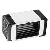 5V USB Verdunstungs-tragbare Mini-Klimaanlage Lüfter Luftbefeuchter Kühler Kühler