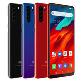 Blackview A80 Pro Global Bantlar 6.49 inç HD + Waterdrop Ekran 4200mAh Android 9.0 13MP Quad Arka Kamera 4GB 64GB Helio P25 Octa Core 4G Akıllı Telefon