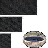 Reparacióndecintaautoadhesivapararevestimiento de estanque de placas EPDM 150X100MM / 150X200MM / 150X300MM