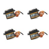 4 PCS Emax ES3054 17g 3.5 kg 0.13sec Metal Gear Digital Servo Untuk RC Airplane (ES3154 Versi Upgrade)