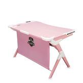 Autofull Cherry Sukura Guardian Pink Gaming Desk Computer Laptop Desk 48
