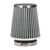 3-calowy 75 mm filtr powietrza w samochodzie, czysty wlot, wysoki przepływ, krótki RAM / COLD Okrągły stożek stopu metali ciężkich