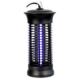 6W LED Electric Mosquito Insect Killer Light Fly Bug Zapper Trap Catcher Lamp