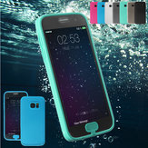 Waterproof Shockproof Touch Screen TPU Cover Case  for Samsung Galaxy S7