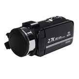 UHD 2.7K 1080P 30MP 16X Zoom 3 inci Layar Sentuh LCD Digital Camcorder WiFi IR Night Vision Video Kamera DV dengan Remote