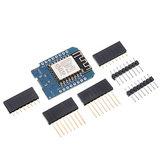 3Pcs D1 Mini NodeMcu Lua WIFI ESP8266 Модуль разработки платы Geekcreit для Arduino - продукты, которые работают с официальными платами Arduino