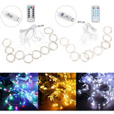 300 LED USB Christmas Christmas Fairy Light Wedding Xmas Party Decor Music Control