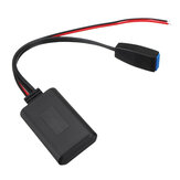 10-pin Car bluetooth Module Auxiliary Receiver Cable Adapter Audio Cable For BMW E39 E46