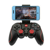F300 Controlador de Juegos para Smartphone Bluetooth Gamepad Joystick para Android Tablet PC TV BOX