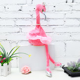 Flamingo Singing Dancing Pet Bird 50cm 20inches Christmas Gift Nadziewane pluszowe zabawki Cute Doll
