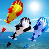 Whale Kite Single Line Stunt Kite Outdoor Sports Toy Bambini Bambini
