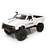 WPL C24 1/16 2.4G 4WD Raupenwagen RC Car Vollproportionalsteuerung RTR