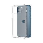 BlitzWolf® BW-AY5 Translucent Micro matte Shock-proof Anti-fingerprint TPU + PC Protective Case For iPhone 12 mini 5.8 inch/ 12 6.1 inch / 12 Pro 6.1 inch/ 12 Pro Max 6.7 inch