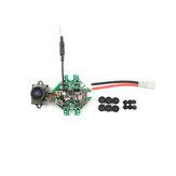Emax EZ Pilot Interior FPV Racing Drone Quadricóptero RC Peças sobressalentes Controlador de voo com módulo de câmera