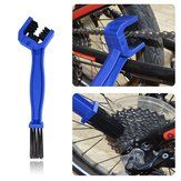 BIKIGHT Bicycle Road Bike Moto Cadena de CLORURO DE POLIVINILO Clean Cepillo Mantenimiento de engranajes Cycling Washer