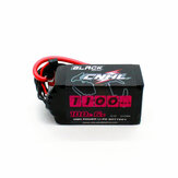 CNHL BLACK SERIES 1100mAh 22.2V 6S 100C Lipo Batteria XT60 Spina per RC Drone FPV Racing