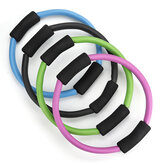 37 CM Dia. Yoga Pilates Workout Stretch Trainer Ring Bodybuilding Magic Circle Fitnessapparatuur voor binnen