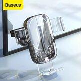 Baseus Explorer 15W Schnelles kabelloses Laden Schwerkraft-Autotelefonhalter für 4,7-6,5-Zoll-Telefon für iPhone Für Samsung Huawei Poco X3 NFC