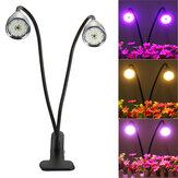 360° LED Grow Light Plant Growing Lamp 3 Timer Modes & Clip For Indoor Plants