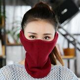 Mænd Kvinder Riding Anti-Freeze Ear Protection Ansigt Mund Mask