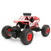 1/16 2.4G 4WD Radio Fast remoto Controllo RC RTR Racing Buggy Crawler Car Off Road