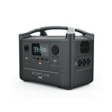 ECOFLOW RIVER MAX  Portable Power Station 576Wh AC Energy Storage Supply Charging for RC Drone Outdoor Emergency Camping