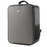 Realacc Zaino in acciaio grigio impermeabile grigio Nylon For DJI Phantom 4/DJI Phantom 4 Pro