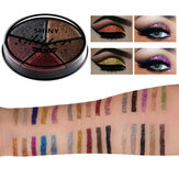 XLOONG 5 colori Eye Shadow
