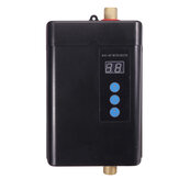 Waterproof 4000W 110V/220V Mini Electric Tankless Hot Water Heater 3s Heating