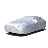 S Small Full Car Cover Breathable Outdoor Indoor UV Protection For Mazda 2 3 MX5