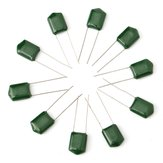 700pcs 14 Value ±10% 630V Polyester Fixed Capacitor Assorted Kit 2J102J-2J683J 50pcs Each Value