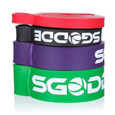 SOGDDE Resistance Bands 4 Levels Fitness Gym Expander