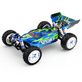 Eachine EAT14 RTR 1/14 2.4G 4WD 75km/h Brushless RC Auto Fahrzeuge Metall Chassis Vollproportionales Modell Spielzeug