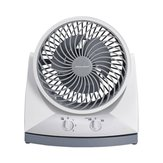 GENE CFS-14B Energy Saving 9-inch Quiet 3 Speed 220V Fan Whole Room Air Circulator Fan
