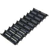 1Pcs Battery Radiating Holder For 20Pcs 18650 Batteries ABS Plastic Case Battery Pack Spacer Bracket