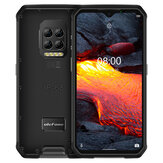 Ulefone Armor 9E IP68 IP69K Waterproof 6.3 inch 8GB 128GB 64MP Quad Camera NFC 6600mAh Helio P90 Octa Core 4G Rugged Smartphone