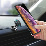 Floveme Strong Magnetic Dashboard Car Phone Holder 360º Rotation For 4.7 Inch-5.8 Inch Smart Phone iPhone XS Samsung Galaxy S10e