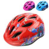 Ayarlanabilir Yürüyor Çocuk Bisiklet Bisiklet Kask Pateni Kask MTB Bisiklet Dağ Yol Bisiklet Güvenlik Kap Outdoor Spor Biniciler Için 3-12 Yaşında Childen