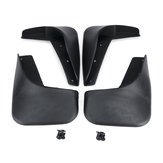 Front And Rear Mud Flaps Car Mudguards For Peugeot 307 2000-2007