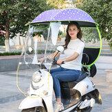 Elektrische Scooter Regentent Zon Regenbescherming Motorfiets Tent Luifel Luifel Zonnescherm Voorruit