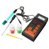 Wattson المحمولة PH-8414 PH ORP درجة الحرارة متر 3 في 1 مع البطارية و PH Buffer Powder