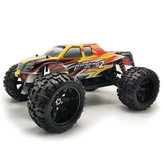 ZD Racing 9116 1/8 2.4G 4WD 80A 3670 Sin escobillas Rc Coche Monster Off-road Truck RTR Toy