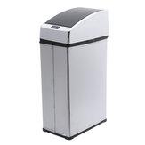 3L / 4L Detectivo Inteligente Indutivo Automático Escaninho de Lixo Armazenamento de Lixo Lixeira Lixeira Lata de Cozinha em Casa Lixeira Lixeira para Escritório em Casa Banheiro Cozinha